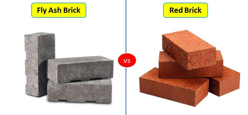 Fly Ash Bricks vs Red Bricks - Which is Better?