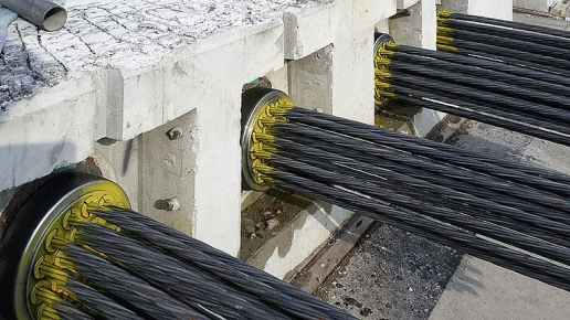 Tendons Used in Prestressed Concrete