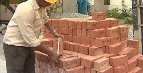 7 Brick Test   Testing of Bricks   Brick Quality Check Test