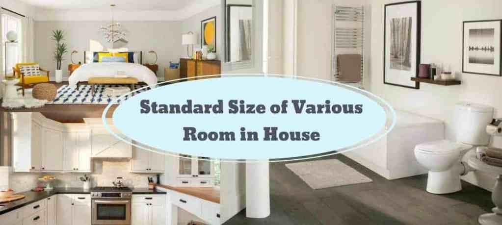 Standard Room Size