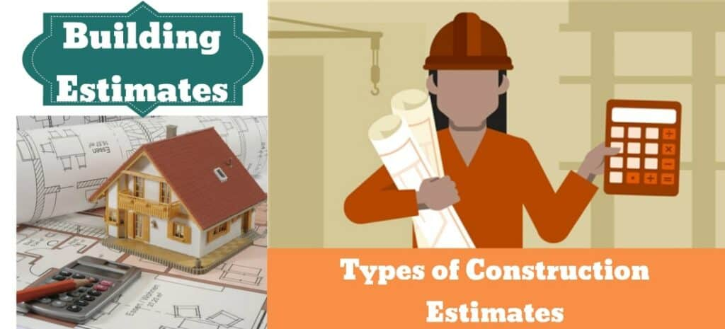 TYPES OF COST ESTIMATES IN PROJECT MANAGEMENT