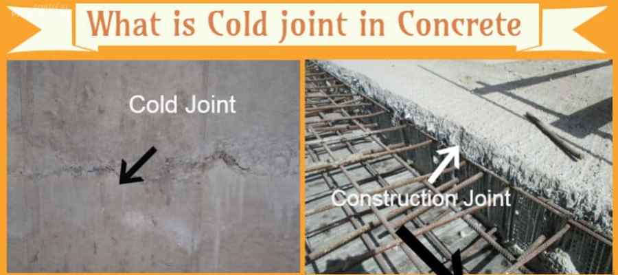 cold joint concrete