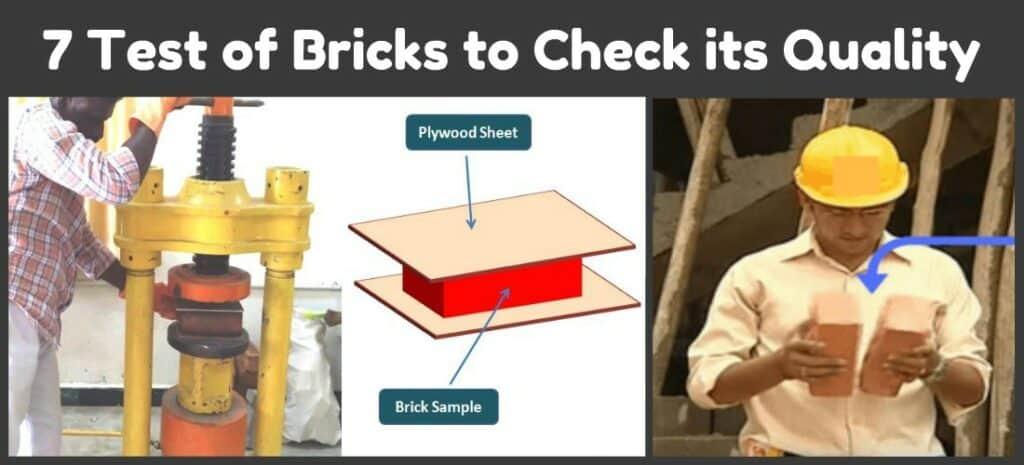 brick test