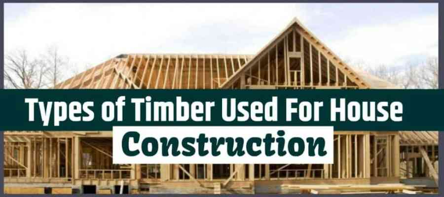 Different Types of timber
