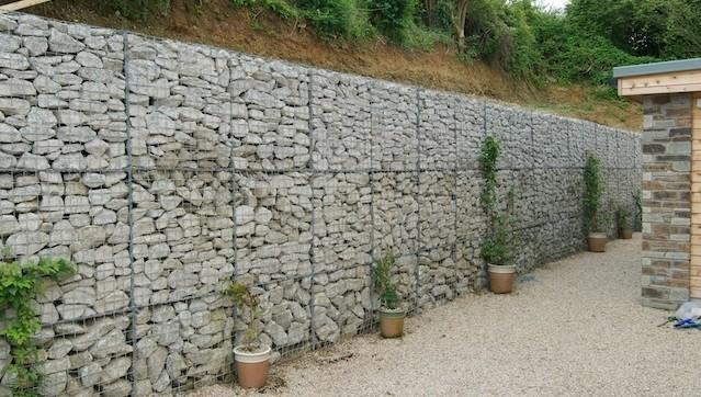 Gabion Walls - Types of Retaining Wall