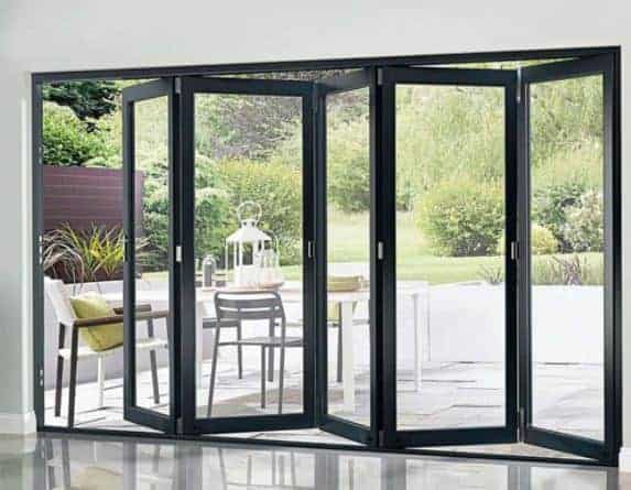 Bifold Doors - Types of Doors for Your Perfect House