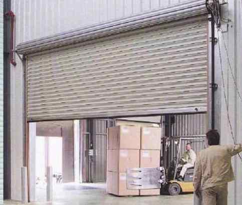 Rolling Shutters - Types of Doors for Your Perfect House