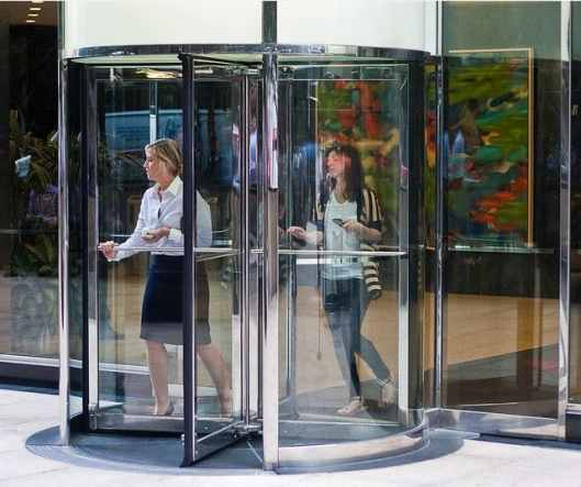 Revolving Doors - Types of Doors for Your Perfect House