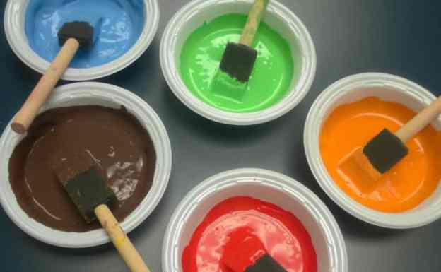 What is Painting? Components of Paint