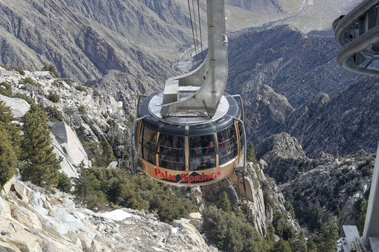 Aerial Tramway - Construction Equipment