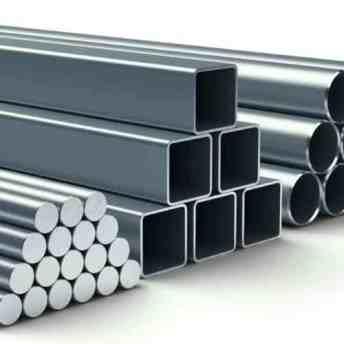 types of steel