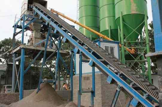 Belt Conveyors  - Construction Equipment