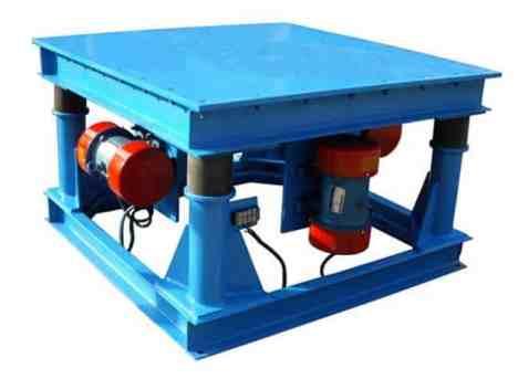 Platform Vibrator