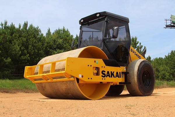 Smooth Wheel Rollers - Construction Equipment