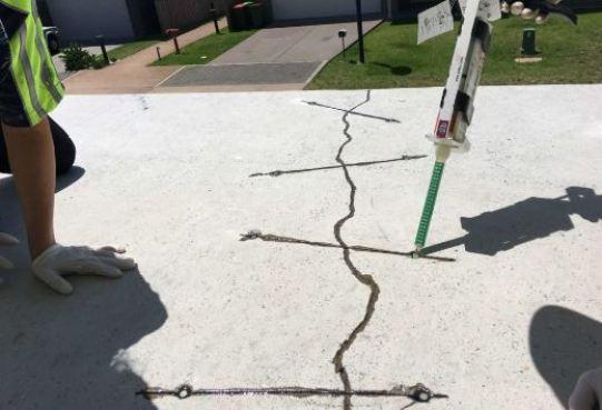 Stitching the Cracks - Concrete Crack Repair