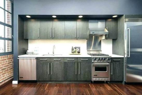 One Wall Kitchen Layout