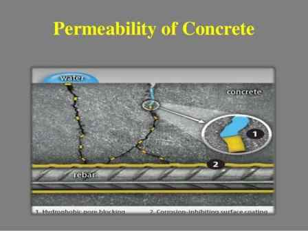 Effects of Excess Water in Concrete