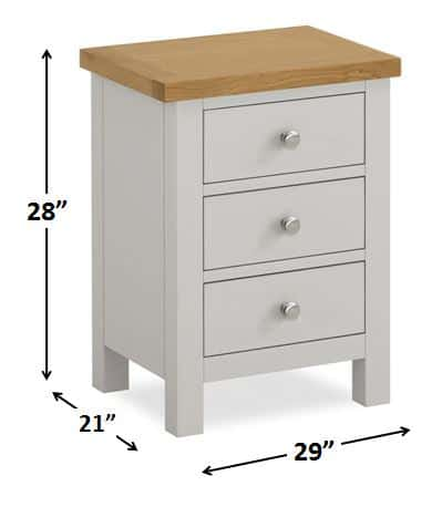 Standard Size of Nightstand - 10 Types of Furniture in House and Their Standard Size