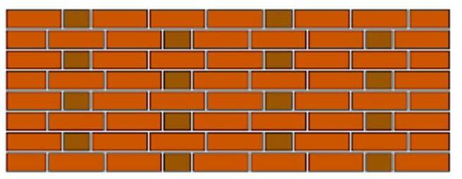 Flemish Garden Wall Bond - Types of Brick Bond and Their Advantages