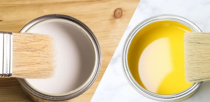 Water based paint - How to Keep House Cool in Summer Naturally