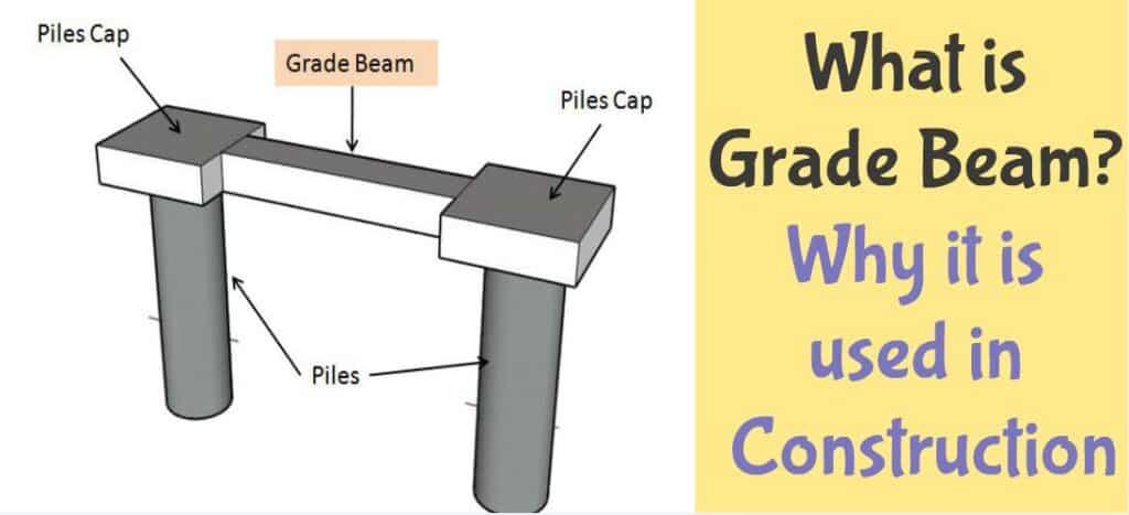 grade beam