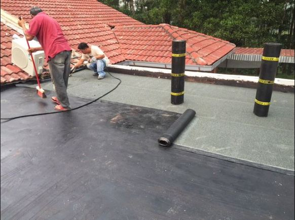 Roof Sealing - How to Keep House Cool in Summer Naturally