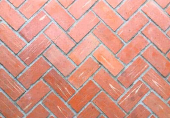 Unión de ladrillos en zigzag: tipos de unión de ladrillos y sus ventajas