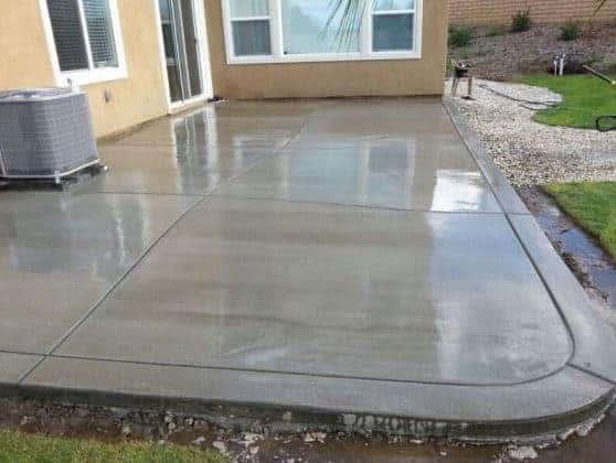 Decorative Concrete Joints