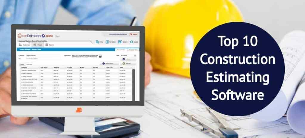 Construction Estimation Software