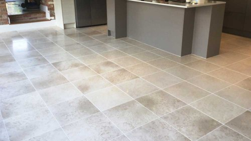 Limestone Flooring - Types of Stone Flooring