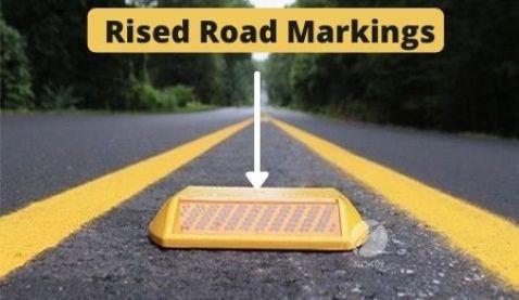 Raised Pavement Markings
