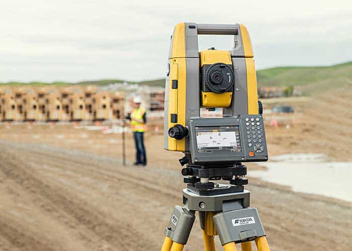 What is total Station
