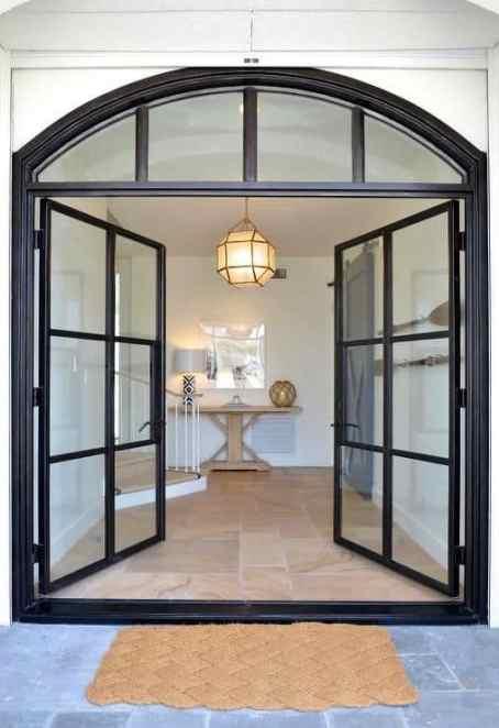 Fanlight Door Frame