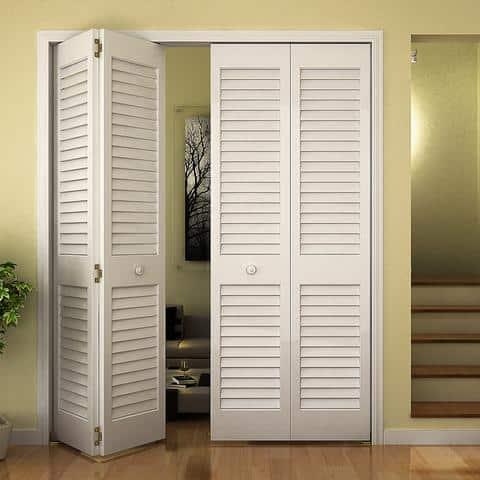 Folding Louvered Doors