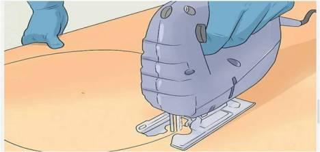 Cutting By Jigsaw - Cutting Of MDF Boards