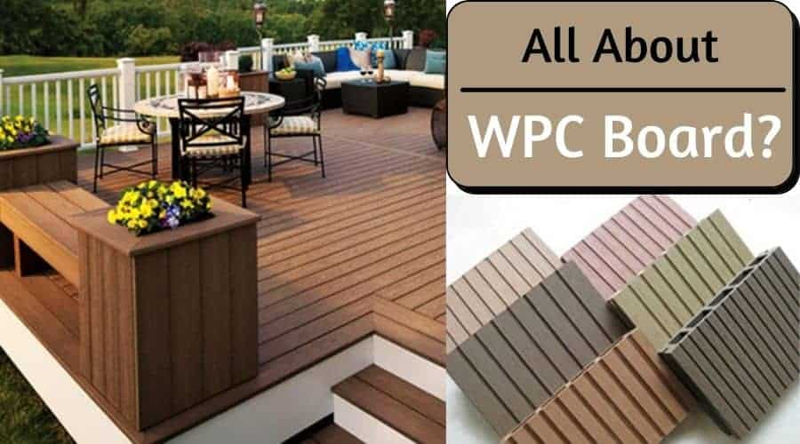 WPC Board | Uses of WPC |Features of WPC Board | Disadvantages of WPC Board