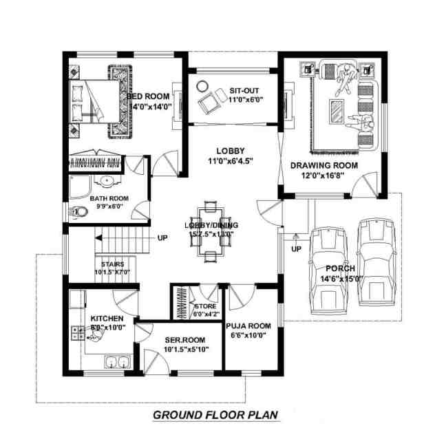 Free House Plans PDF | House Plans Free Download | House Blueprints Free | House Plans PDF
