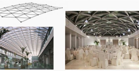 Single layer Space Frame Structure