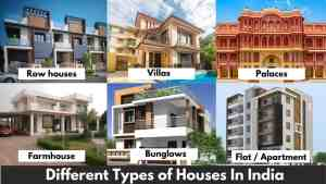 House Types In India
