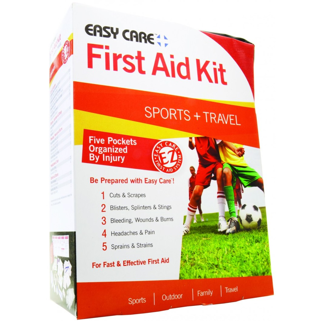 Easy Care First Aid Kit Home & Travel