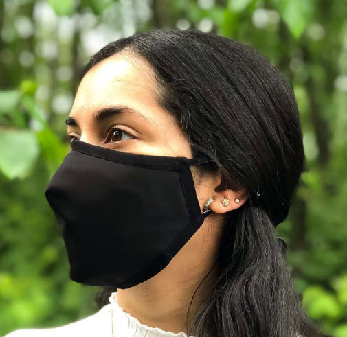 3 Layer Microporous Filter Mask