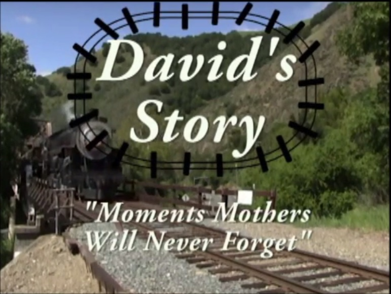 David's Story Video Cover