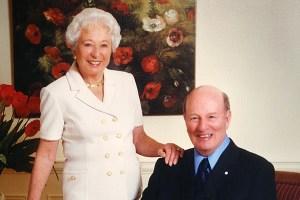 Margaret & John Bahen