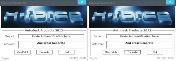 Autodesk 2012 All Products Keygen by X-Force
