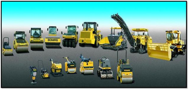 Field compaction Equipment