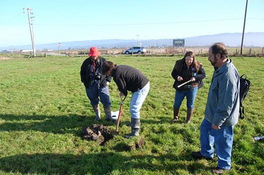 Field Identification & Classification of Soils