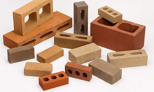 What are the different types of bricks on the basis of for Uses for a brick