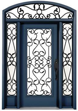 steel doors  sc 1 st  CivilBlog.Org & 11 DIFFERENT TYPES OF DOORS TO CONSIDER FOR YOUR HOUSE - CivilBlog.Org