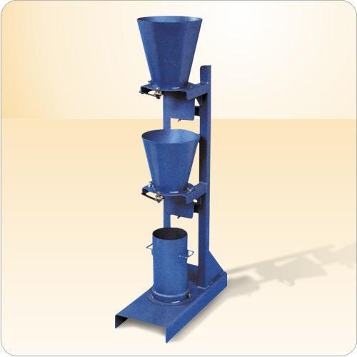 Compaction-Factor-Test-Apparatus