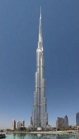 Fig-3 Burj Khalifa